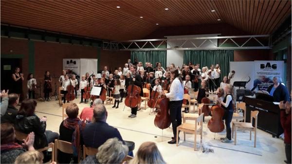 Streicher-Workshop am Wolfsberg