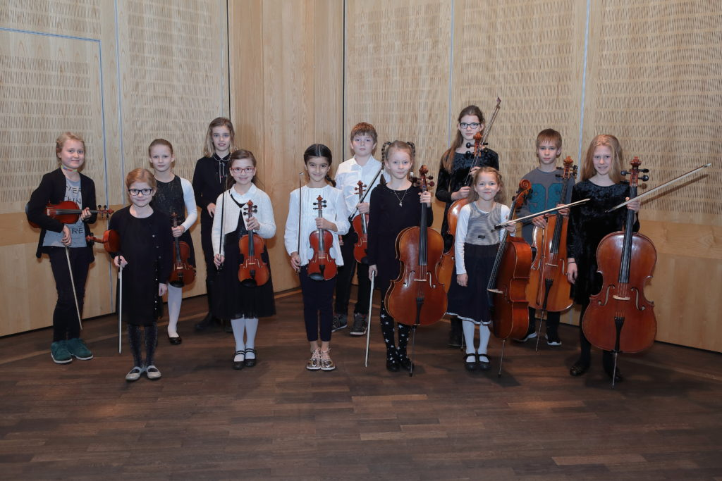 Junior Strings