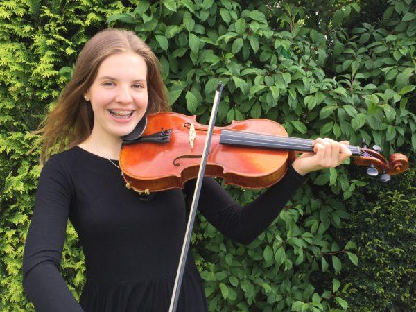 Stipendium für Eva Gerwers