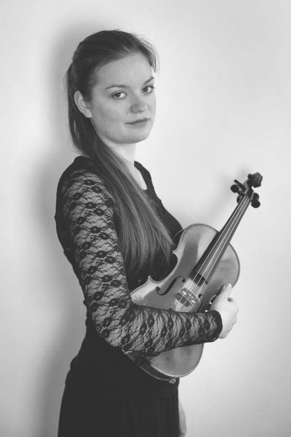 Lehrkraft (Violine) stellte sich vor