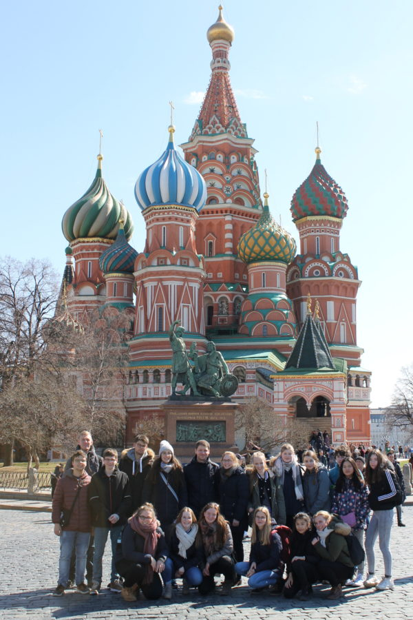 Die Moskau Reise der Haldern Strings