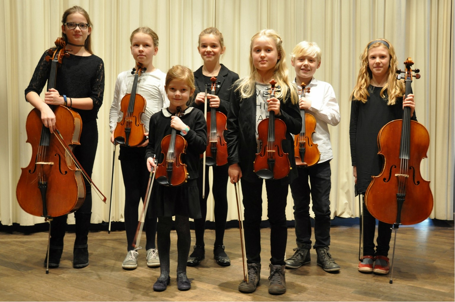 Junior Strings