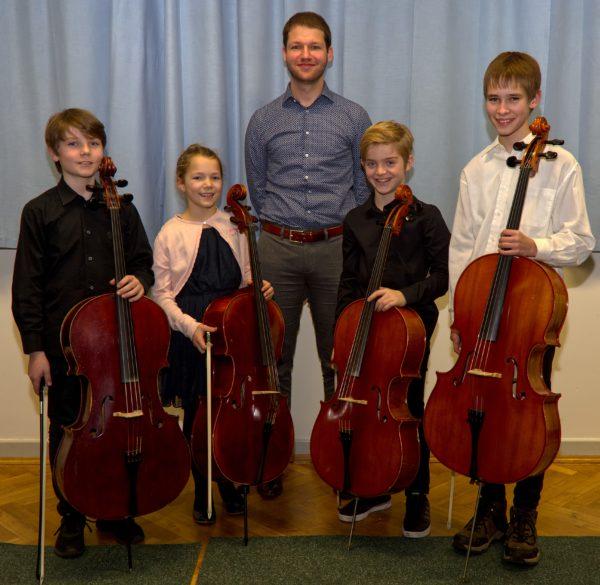 1. Preis bei Jugend musiziert!