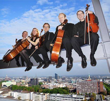 "Matinee mit dem ""Johannes Quintett"""